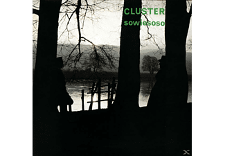 Cluster - Sowiesoso  - (CD)