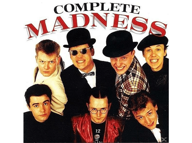 Madness - Complete Madness [Vinyl]