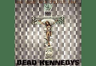 Dead Kennedys - IN GOD WE TRUST  - (Vinyl)