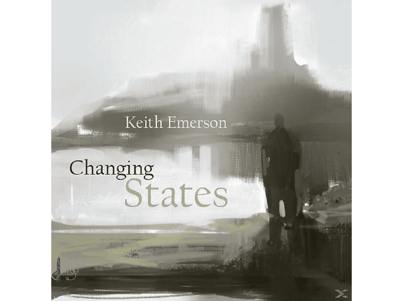 Keith Emerson - Changing States [CD]