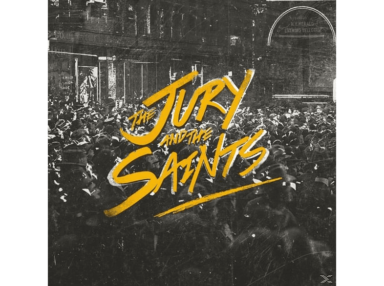 The Jury And The Saints - The Jury And The Saints [CD]