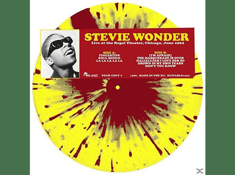 Stevie Wonder - Live At The Regal Theater, Chicago, June 1962 [Vinyl]