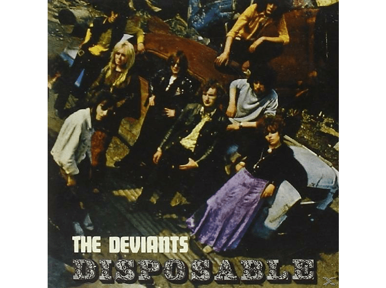 The Deviants - Disposable (Remastered) [CD]