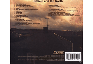 The North - Hatfield And The North  - (CD)