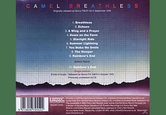 Camel - Breathless (Exp.+Remastert)  - (CD)