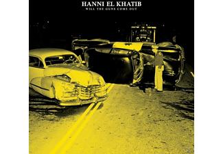 Hanni El Khatib - Will The Guns Come Out  - (CD)
