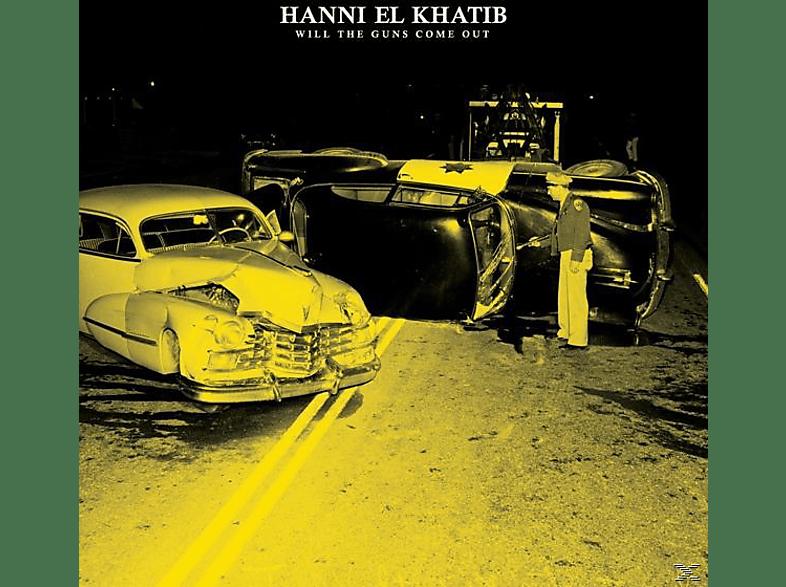Hanni El Khatib - Will The Guns Come Out [CD]