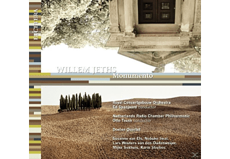 Rco & Netherlands Rco, RCO/Netherlands Radio Chamber Philharmonic/+ - Monumento - (CD)