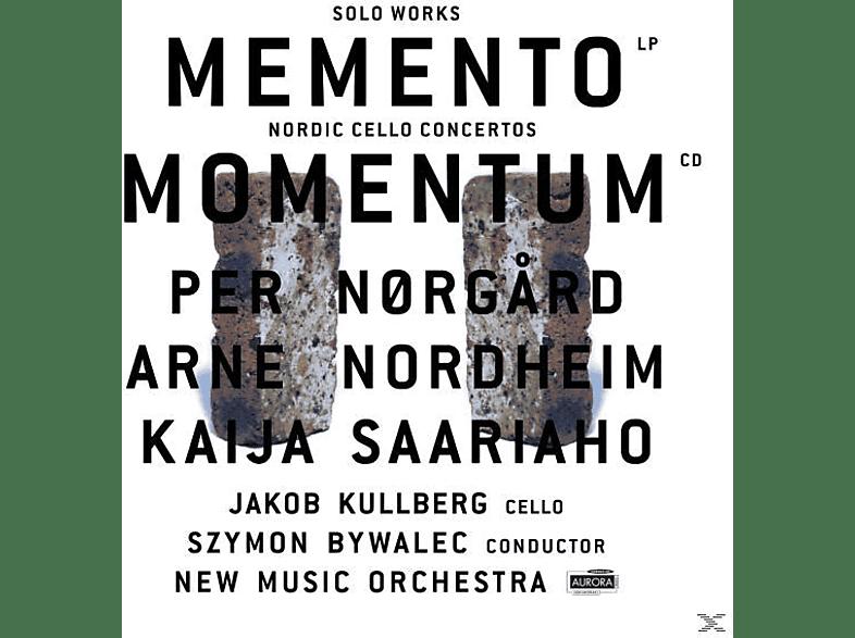Bywalec, Kullberg Jakob, New Music Orchestra - Memento-Momentum [Vinyl]
