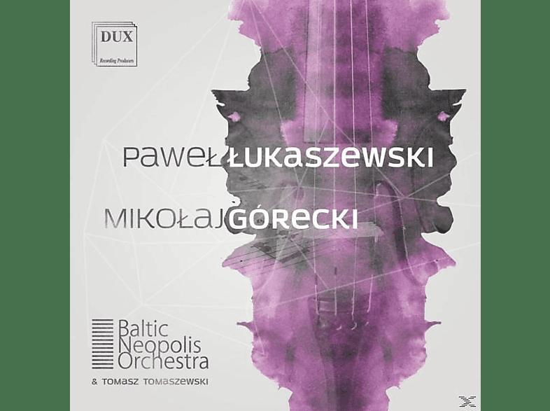 Tomaszewski/Baltic Neopolis Orchestra - Orchesterwerke [CD]