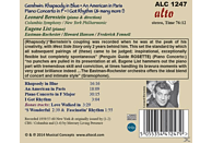 Columbia Symphony Orchestra, New York Philharmonic Orchestra, Eastman Rochester Orchestra, Frederick Fennell, List Eugene - Rhapsody In Blue/An American In Paris/Piano Conerto/I Got Rhythm [CD]