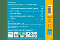 Vocal Quartet Tempus, Wronowicz, Strachowicz, Bornus Consort - Alte Polnische Trauermusiken [CD]