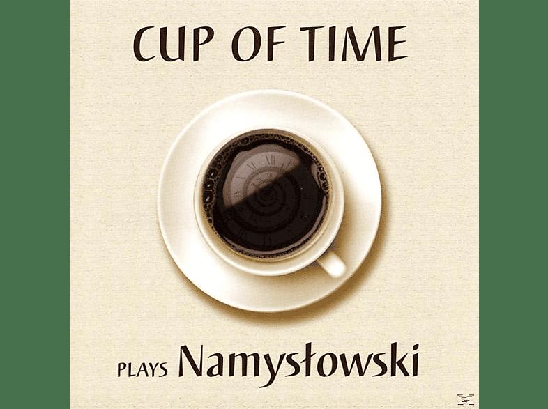 Cup of Time, Zbigniew Namyslowski (Sax), Ryszard B - Cup of Time spielt Namyslowski [CD]