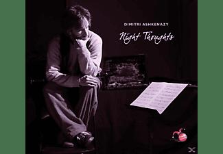 Ashkenazy Dimitri - Night Thoughts  - (CD)