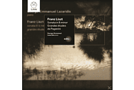 George-emmanuel Lazaridis - Sonate In B-Moll/Grandes Etudes De Paganini [CD]