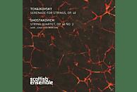 Ingrid Fliter - Serenade Für Streicher/Streichquartett Op.68 [SACD Hybrid]