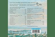 Scottish Chamber Orchestra - Divertimenti 9, 12, 13, 14/Serenade Kv 375 [SACD Hybrid]