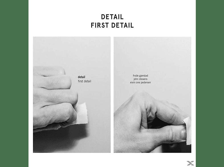 Detail - First Detail [Vinyl]