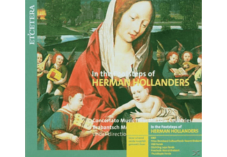 Ruu Brabantsch Muzyk Collegie, Brabantsch Muzyk Collegie - In The Footsteps Of Hollanders - (CD)