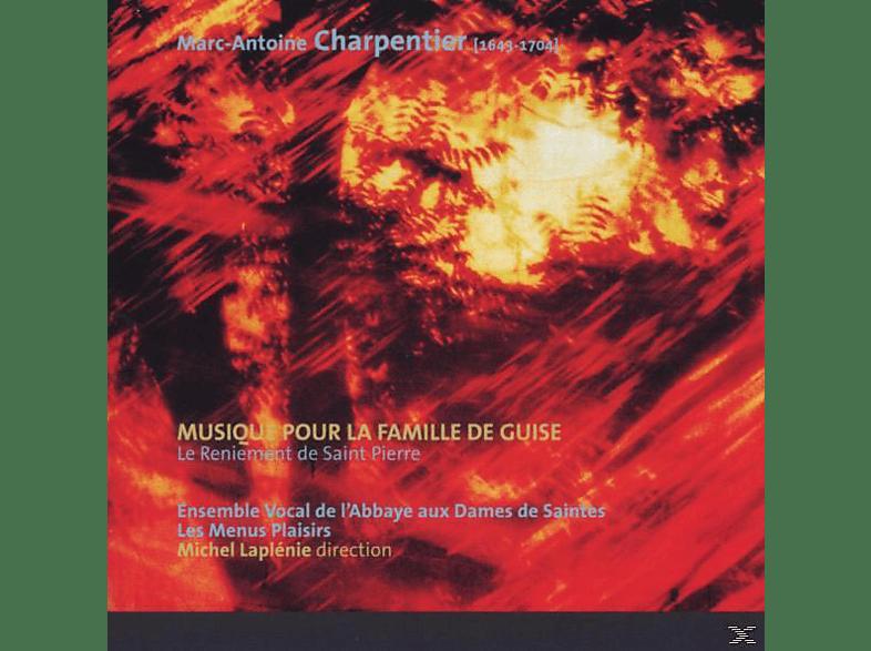 Laplenie/Les Menus Plaisirs/+ - Musique P.La Famille De Guise [CD]