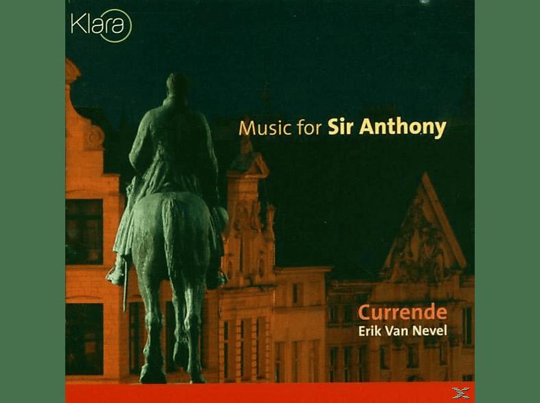 Eric Van Nevel - Musik Für Sir Anthony [CD]