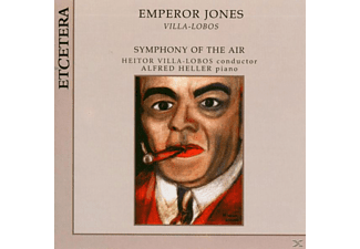 Symphony Of The Air - Emperor Jones - (CD)
