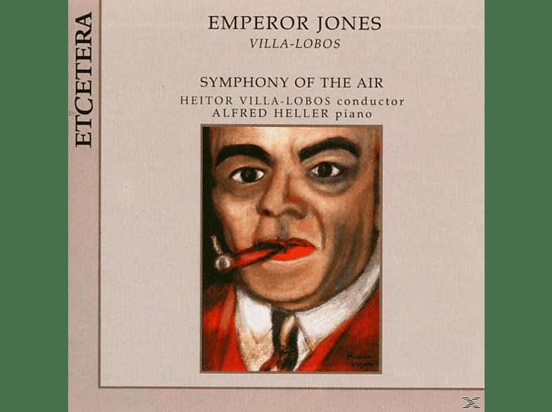 Symphony Of The Air - Emperor Jones [CD]