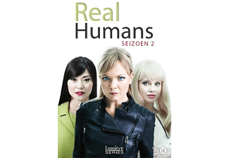 Real Humans - Seizoen 2 | DVD