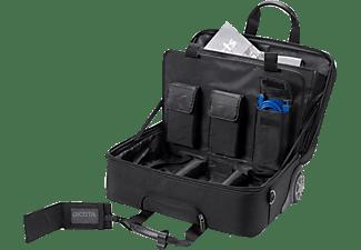 DICOTA D30848 Top Traveller Roller Notebooktasche Trolley für Universal, Schwarz