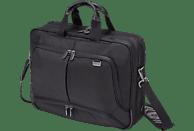 DICOTA D30842 Top Traveller Pro Notebooktasche, Umhängetasche, 14.1 Zoll, Schwarz