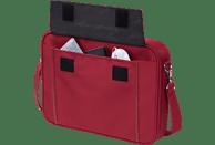 DICOTA D30920 Multi Base Notebooktasche, Umhängetasche, 15.6 Zoll, Rot