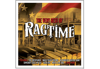 VARIOUS - Very Best Of Ragtime  - (CD)