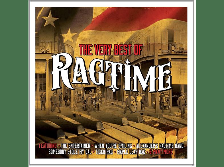 VARIOUS - Very Best Of Ragtime [CD]