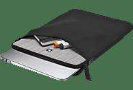 DICOTA D30570 Code Notebooktasche, Sleeve, 11 Zoll, Schwarz/Grau