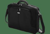 DICOTA D30144 Multi Plus Notebooktasche, Umhängetasche, 15.6 Zoll, Schwarz