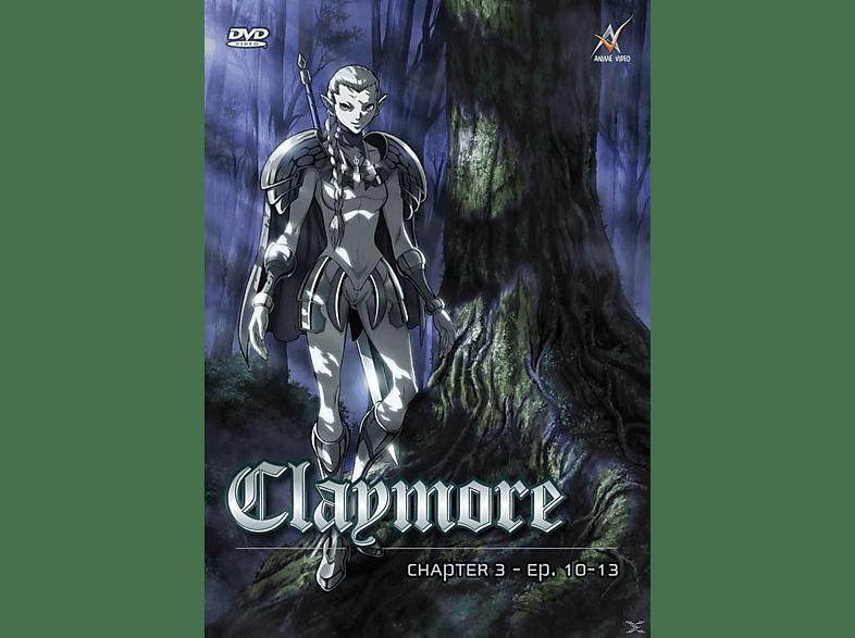 Claymore - Vol. 3 [DVD]