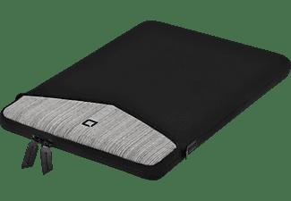 DICOTA D30570 Code Notebooktasche Sleeve für Universal Neopren, Schwarz/Grau