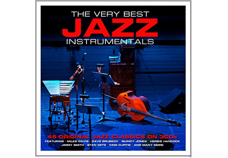 VARIOUS - Very Best Of Jazz Instruments  - (CD)