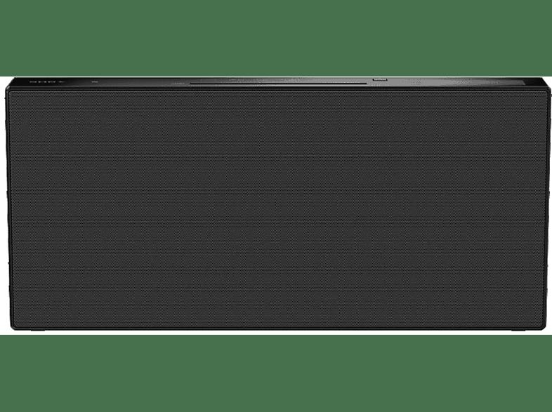 SONY CMT-X5CD Kompaktanlage (CD, CD-R, CD-RW, Schwarz)