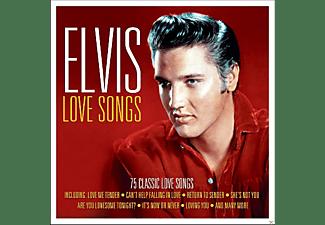 Elvis Presley - Love Songs  - (CD)