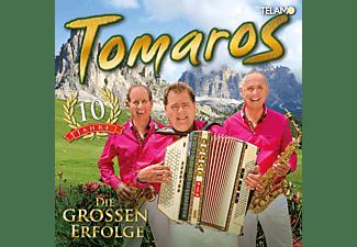 Tomaros - 10 Jahre Tomaros - Die Großen Erfolge  - (CD)