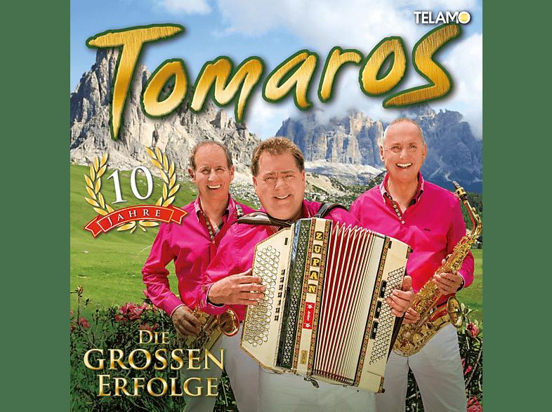 Tomaros - 10 Jahre Tomaros - Die Großen Erfolge [CD]