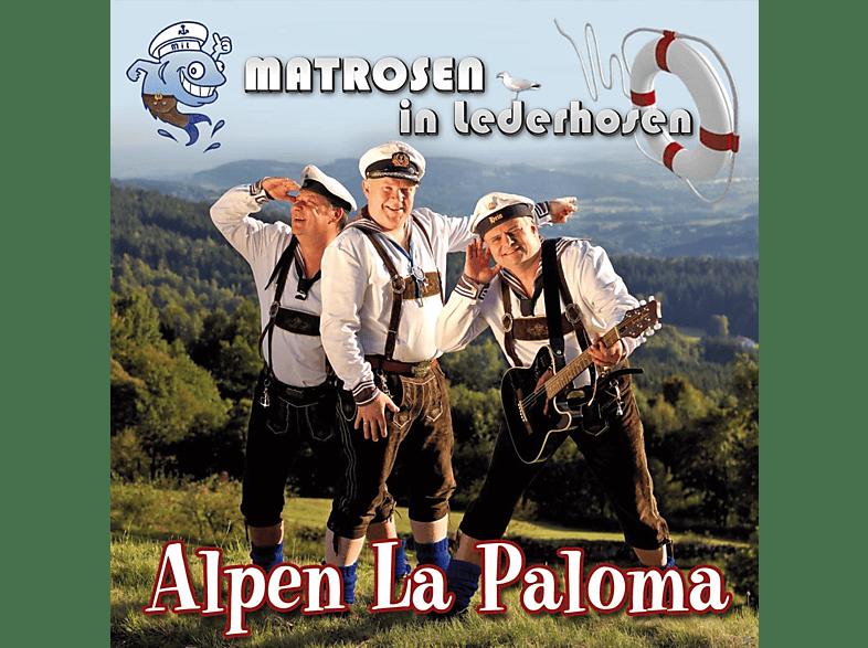 Matrosen In Lederhosen - Alpen La Paloma [CD]