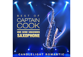Captain Cook und seine singenden Saxophone - Best Of - Candle Light Romantic - (CD)
