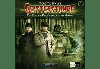 Nocturnas Geisterstunde! - Der Fluch-Die Nacht Der Zwei Monde  - (CD)