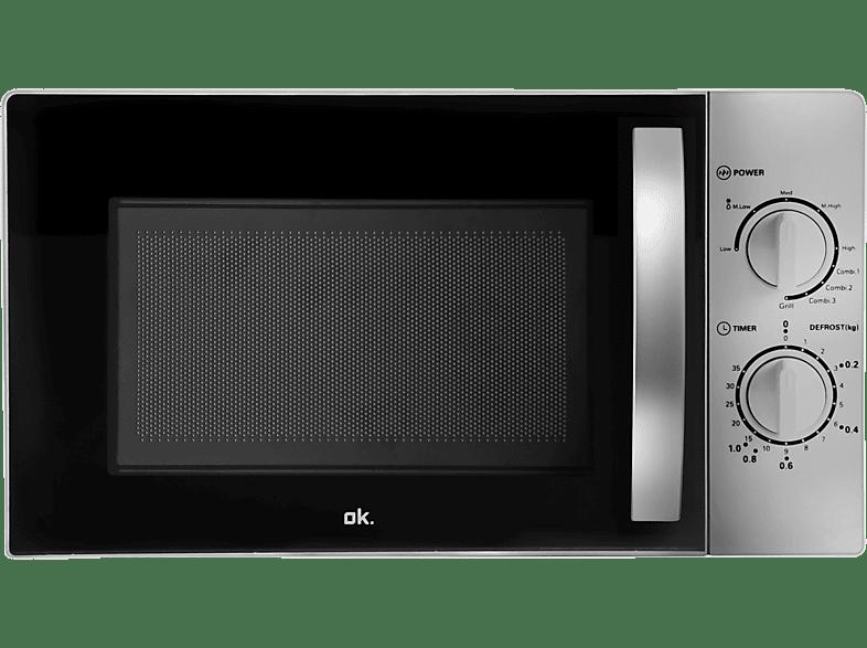 OK. OMW 2221 S Mikrowelle (700 Watt)
