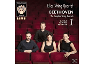 Elias String Quartet - The Complete String Quartets Vol. 1 / Sämtliche Streichquartette Vol. 1 [CD]
