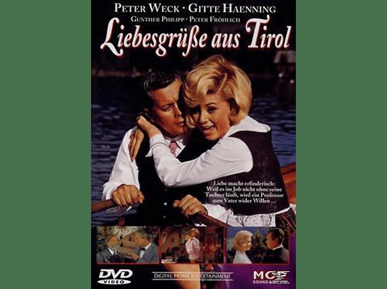 Liebesgrüße aus Tirol [DVD]