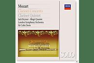 Davis, Lso, Brymer, Brymer,Jack/Davis,Colin/LSO/All - Klarinettenkonzert Kv 622/Klarinettenquintett [CD]