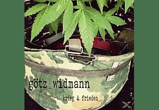 Götz Widmann - Krieg & Frieden  - (CD)